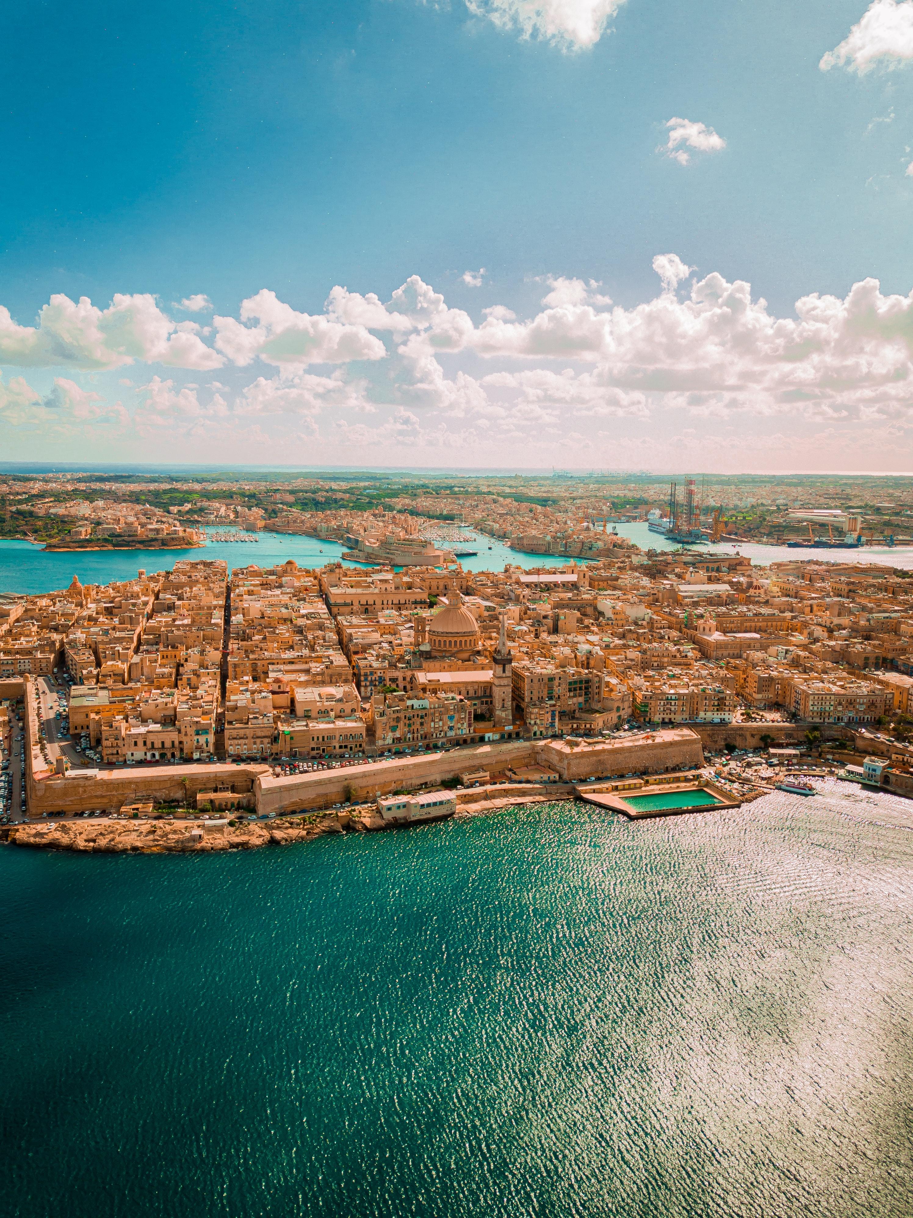 Hlavní město Malty