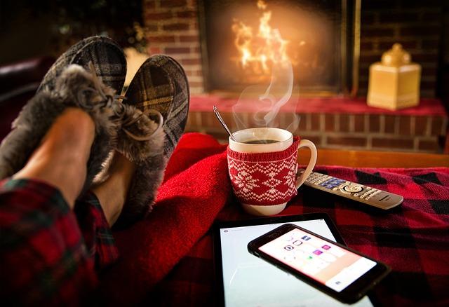 zimní relaxace