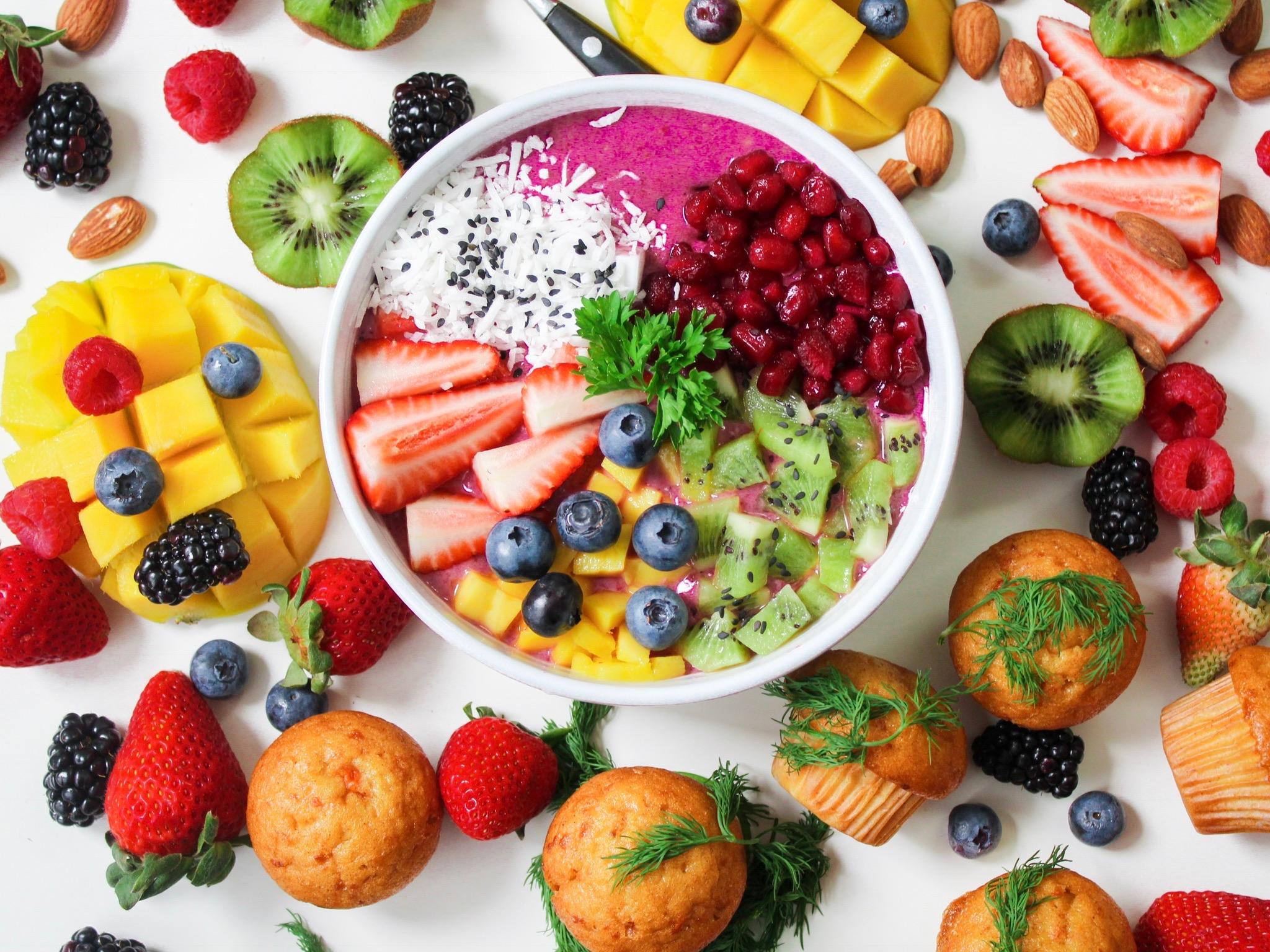 ovocná miska